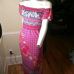 Anthropologie (Monteau) ladies summer dress